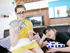 Niki Snow and Zoey Monroe are pissed. Their minimum wage jobs are scarcely making them any money and they are always so strike after work. As they were thinking about how to solve their problems, Zoey came up with the genius idea of getting sugar daddies!