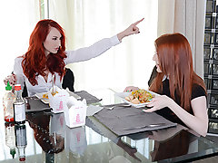 Kendra James and Krystal Orchid are a fueding flamy haird stepmother/daughter duo. Any attempt to get them together is just begging for an argument. A thunder storm somehow made them change bodies, and they don't konw how to change back. They decided to a