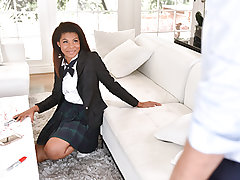 Smoking super-fucking-hot black student Zoey Reyes was fairly the popular youthfull nymph at her personal learning institution. She determined to use her popularity to attempt and run for class president! She talked to her milky mate Dylan who is the curr