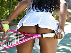 Daya Knight is a preppy black teenage who is on a stringent schedule. Her mommy and stepparent want the best for her and give her lot choices for activities. Today its tennis lessons, but she hasn't taken to it highly well. Her step father would never wan